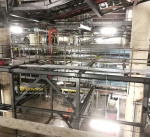 KLIA Underground Conveying Belt